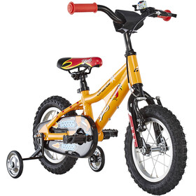 Ghost Powerkid AL 12 Enfant, juice orange/riot red/riot blue